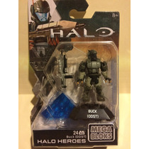 Halo Mega Blocks Buck (odst)