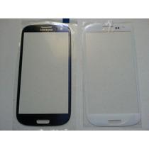 Cristal Touch Samsung Galaxy S3 I747m O I9300 Nuevo Original