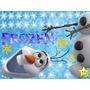 Kit Imprimible 2 Frozen Invitaciones Candy Bar Cumples Y Mas