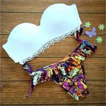 Bikini Mallas Para Baño Dos Piezas Nueva Temporada 2017