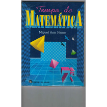 Livro Tempo De Matemática 7ª Série 8º Ano - Miguel Asis Name