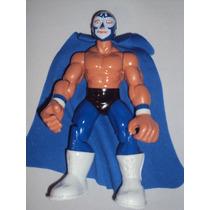 Figura Luchador Mexicano Hijo De Huracan Ramirez Patones