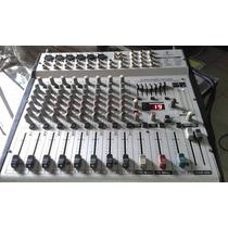 Consola Amplificada Pmh1000 Beringer En Buen Estado