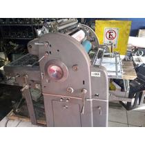 Maquina Para Imprenta Abdick Offset