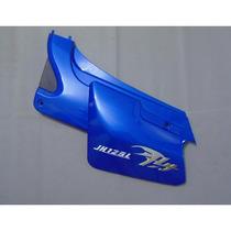 Carenagem Lateral Esquerda Azul Traxx Fly 125