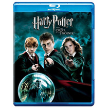 Blue Ray Harry Potter Y La Orden Del Fénix Importado Usa