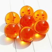 Esferas Dragon Ball Z Anime Gigantes 7.8 Cm Animecun Navidad