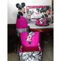 Piñata Minnie, Chupetera, Bienvenido, Figuras De Animey Más