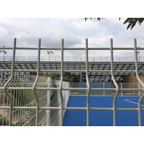 Panel De Reja De Acero 2.50m De Ancho X 2.00m De Altura