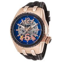 Reloj Elini Barokas 20026-rg-03-bb Es Genesis Prime Auto