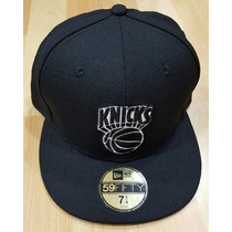Gorras New Era Basketball Knicks ( Plana )