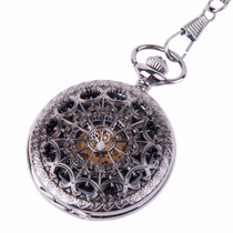 Reloj De Bolsillo De Cuerda Mecanico Estilo