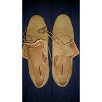 Zapatos Bostonian Gamuza Talla 10.5m