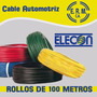 Cable Automotriz N° 16 Elecon