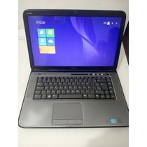Notebook Dell Xps Core I7, 6gb Ram , 500hd, Nvidia, Tec Ilu