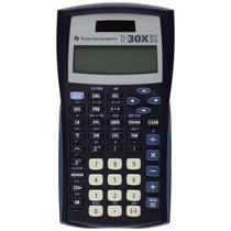 Texas Instruments Ti-30x Calculadora Científica De Dos Línea