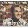 Alfredo Sadel. Grandes Exitos. Cd Original Nuevo
