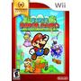 Nintendo Wii Super Paper Mario Nuevo Sellado Envio Gratis