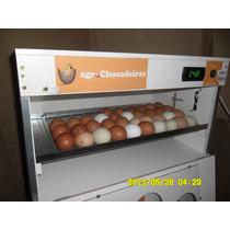 Chocadeira 60 Ovos Profissional Automatica Digital
