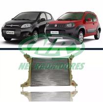 Radiador Fiat Palio ,novo Uno 1.0 / 1.4 2010 C/ar E S/a