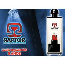 Calentador De Paso Delta Raptor 7 Litros Por Minuto