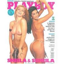 Revista Playboy Sheila & Scheila