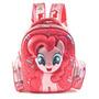 Mochila My Little Pony 11 Pulgadas 3d Con Relieve Original!!