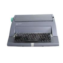 Máquina De Escrever Eletrônica Facit T125 110v Portátil Nova