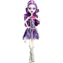 Boneca Monster High Spectra Vondergeist Assombrada - Mattel