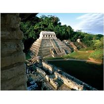 Pirámide Palenque Chiapas México Rompecabezas 1000 Pz Rommex