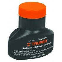 Aceite Sintetico Para Motor De Dos Tiempos 2 Oz Truper 14991