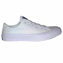 Zapatillas Converse Ct All Star Ii Ox White White C150154c