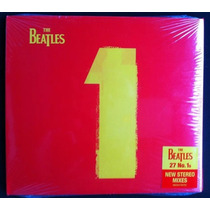 Cd Beatles Nº 1 Number One Stereo Mixes 27 Song Frete Grátis