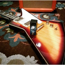 Mighty Sound Fuzz Pedal De Guitarra