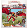 Kre-o Transformers Beast Dragon Hasbro 199 Piezas