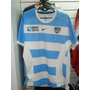 Camiseta Rugby De Los Pumas Match 100% Original