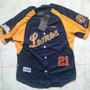 Camisetas Beisbol Leones Del Caracas Magallanes Solo Damas