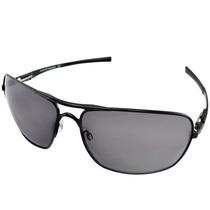 Óculos Oakley Plaintiff Squared Polished Black/warm Grey