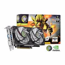 Placa De Video Point Of Geforce Nvidia Gt 9800 Vga 1gb 256