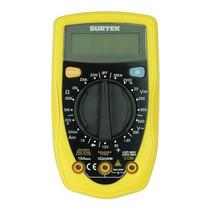 Multímetro Compacto 500 Vcd/500 Vca Rango Manual Mod. 111001