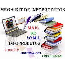 Mega Kit De Info Produtos Ebooks