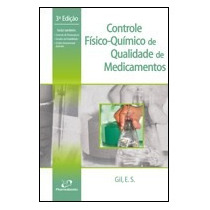 Controle Físico Químico De Qualidade De Medicamentos 3ed. -
