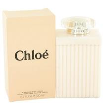 Perfume Chloe Loción Perfume Corporal Para Mujeres 6,7 Oz