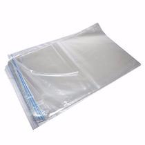 500 Saco Lacre Box Dvd Tradicional Com Aba Adesiva