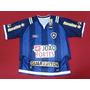 Outlet 234 Camisa Botafogo Azul Of. Fila Unif. Iv - 2011/12