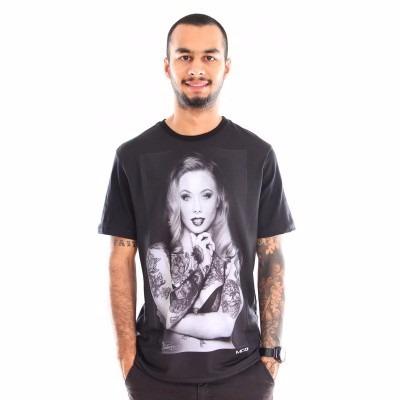 Camiseta Mcd Body Tattoo Megan 2 - R  169 67d9966c21f