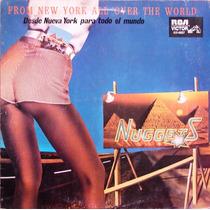 Nuggets - Desde N.y.para El Mundo - Lp 1980 - Funk Disco