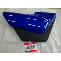 Tampa Lateral Direita Azul Suzuki En Yes 125 Original Nova