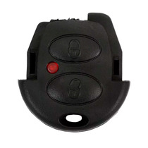 Chave Controle Remoto 2 Botões Gol Parati Fox Kostal