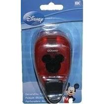 Furador Scrapbook Cabeça Mickey - Médio 2,5 Cm - No Brasil